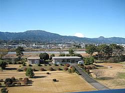 会社から見える風景(富士山)